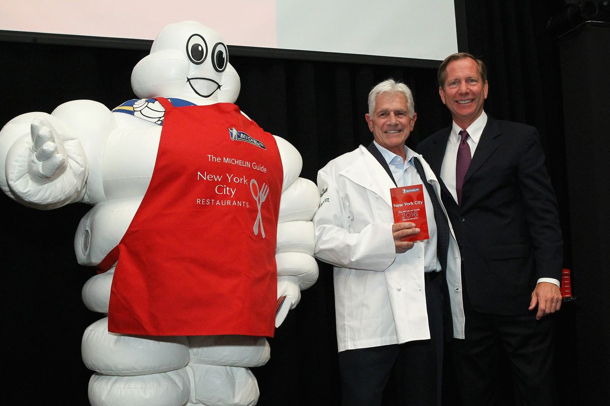 Michelin Celebrates The 2016 Michelin Star Chef And Restaurant Recipients From New York City