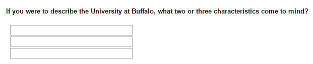ub survey 3
