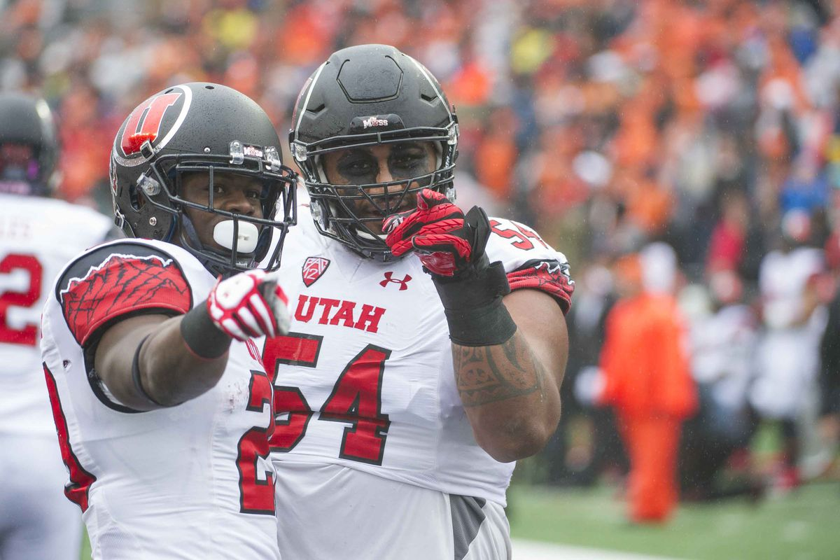 NCAA Football: Utah at Oregon State