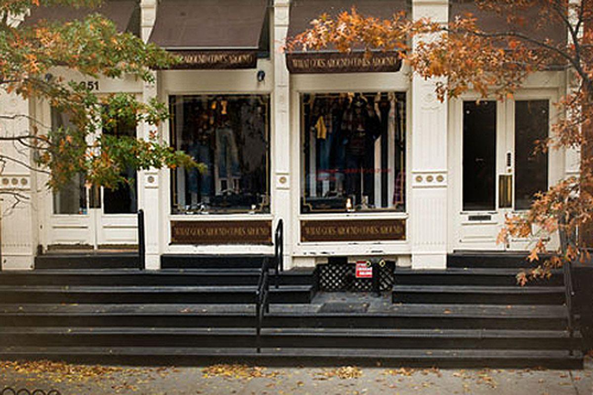 """Image via <a href=""""http://www.whatgoesaroundnyc.com/stores/"""">WGACA</a>"""