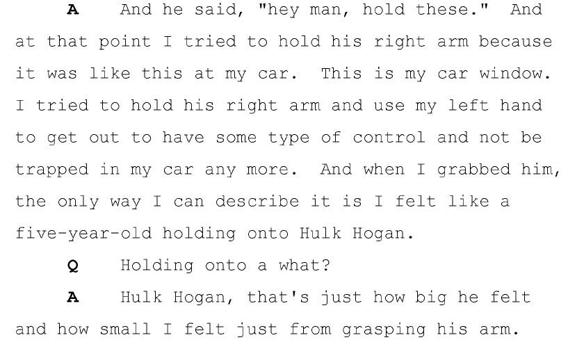 Wilson Hulk Hogan