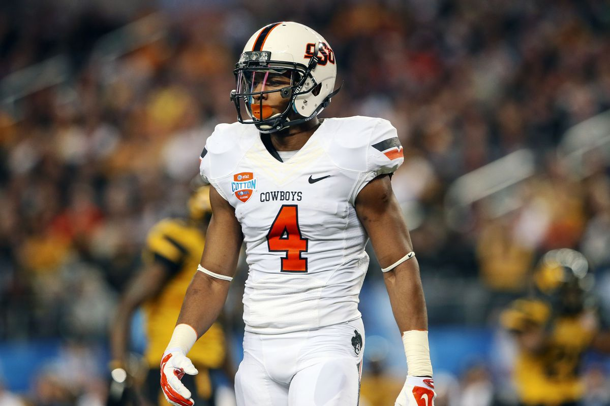 If Oklahoma St. CB Justin Gilbert is the best player left on the Cowboys' board, do they pull the trigger?