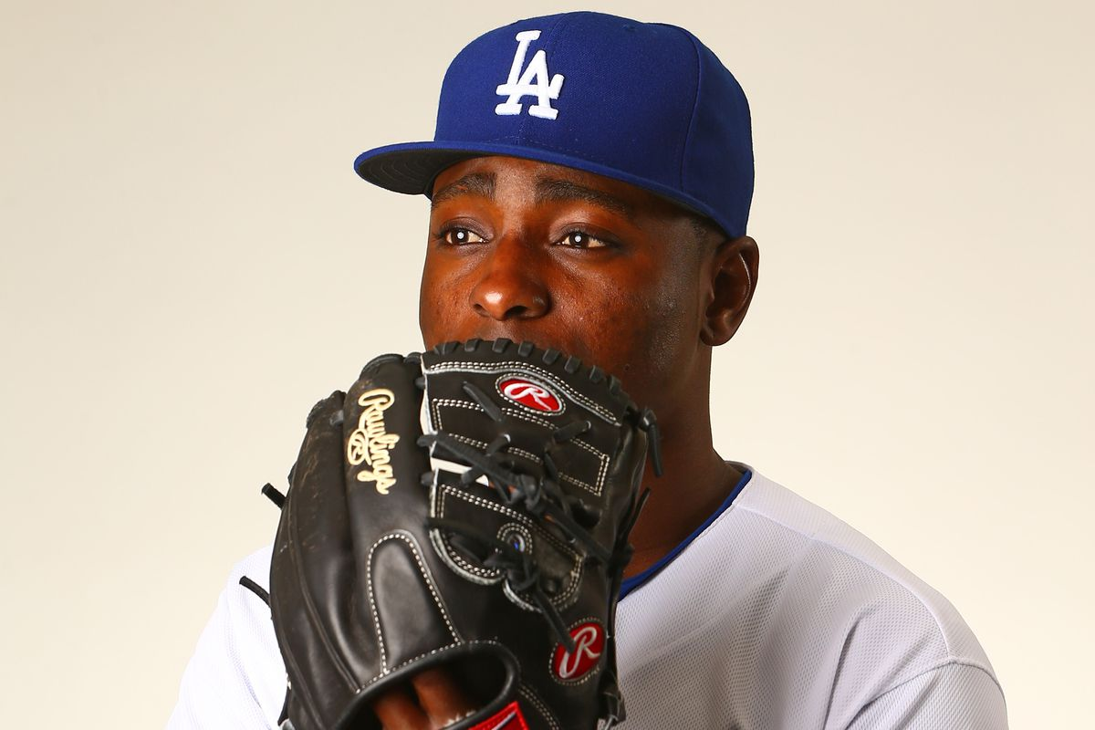 Jharel Cotton has 17 strikeouts in three starts for Triple-A Oklahoma City this season.