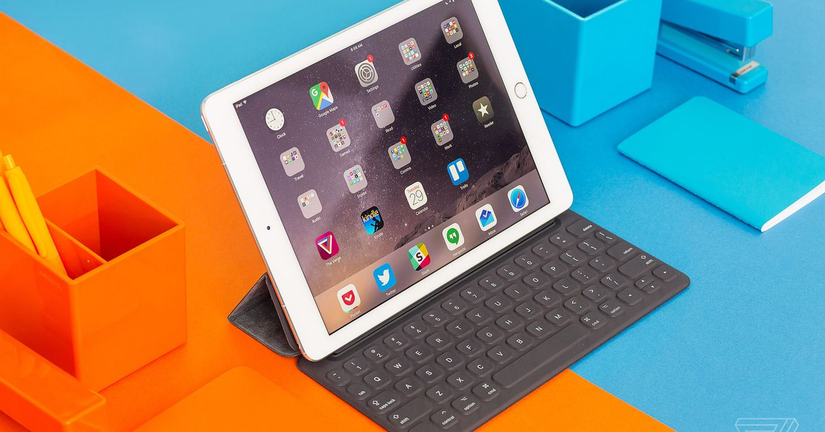 Apple now sells five different iPads - The Verge thumbnail