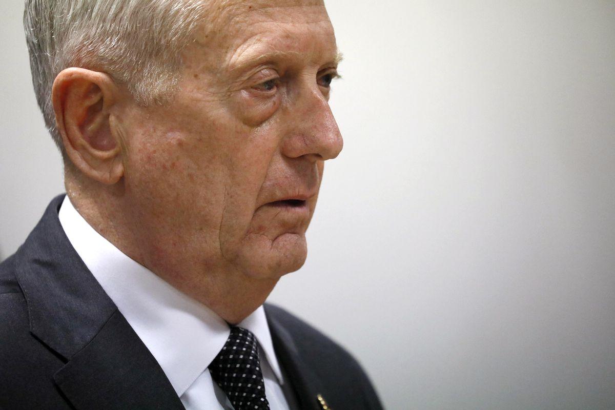U.S. Defense Secretary James Mattis Visits The Regional Middle East