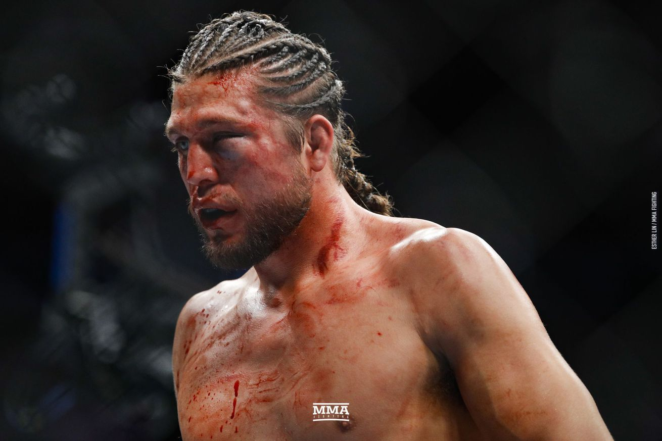Brian Ortega releases statement, reveals multiple injuries suffered in UFC 231 main event