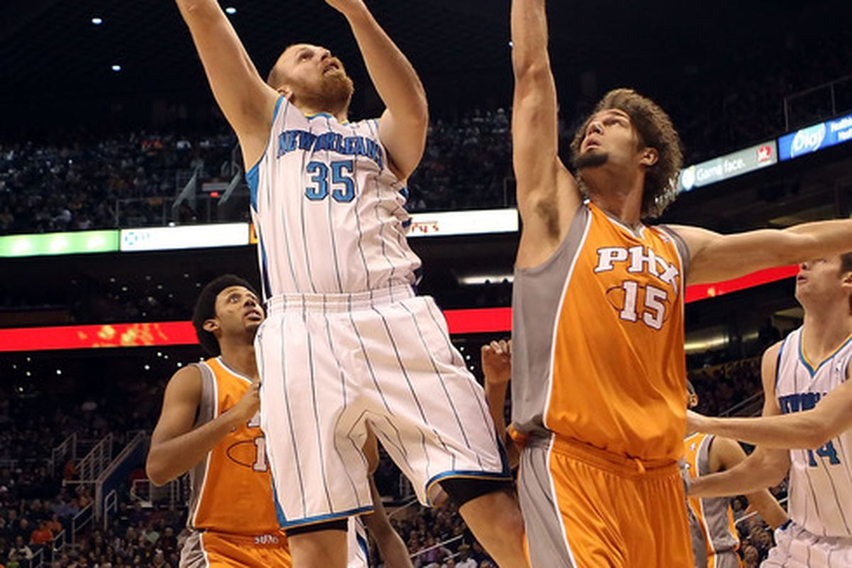 Chris Kaman is one of two former Chips in our tourney