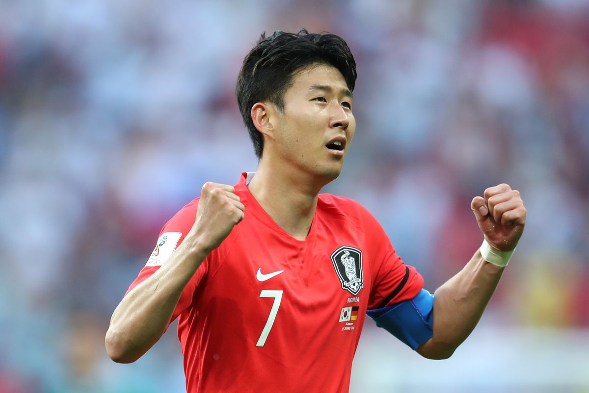 Son Heung-Min Named To Korea U23 Roster For Asian Games