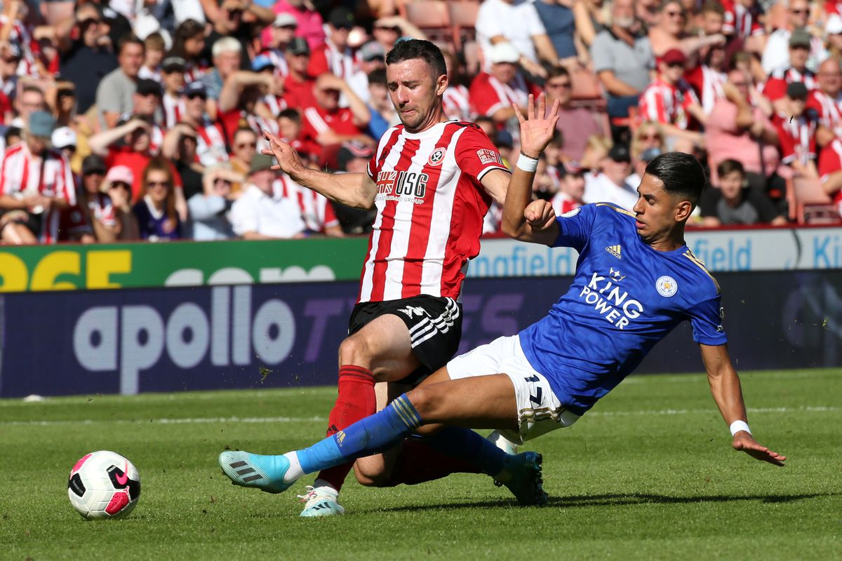 What We Learned From Sheffield United Vs Leicester City Slow Start For Ayoze Perez Fosse Posse