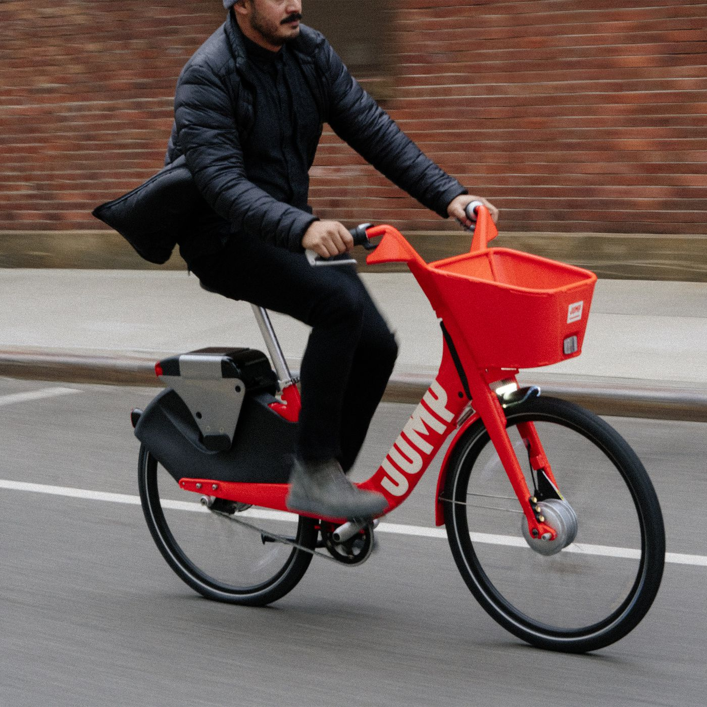 Uber acquires dockless bike-share startup Jump - The Verge