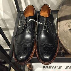 Dress shoes, $100