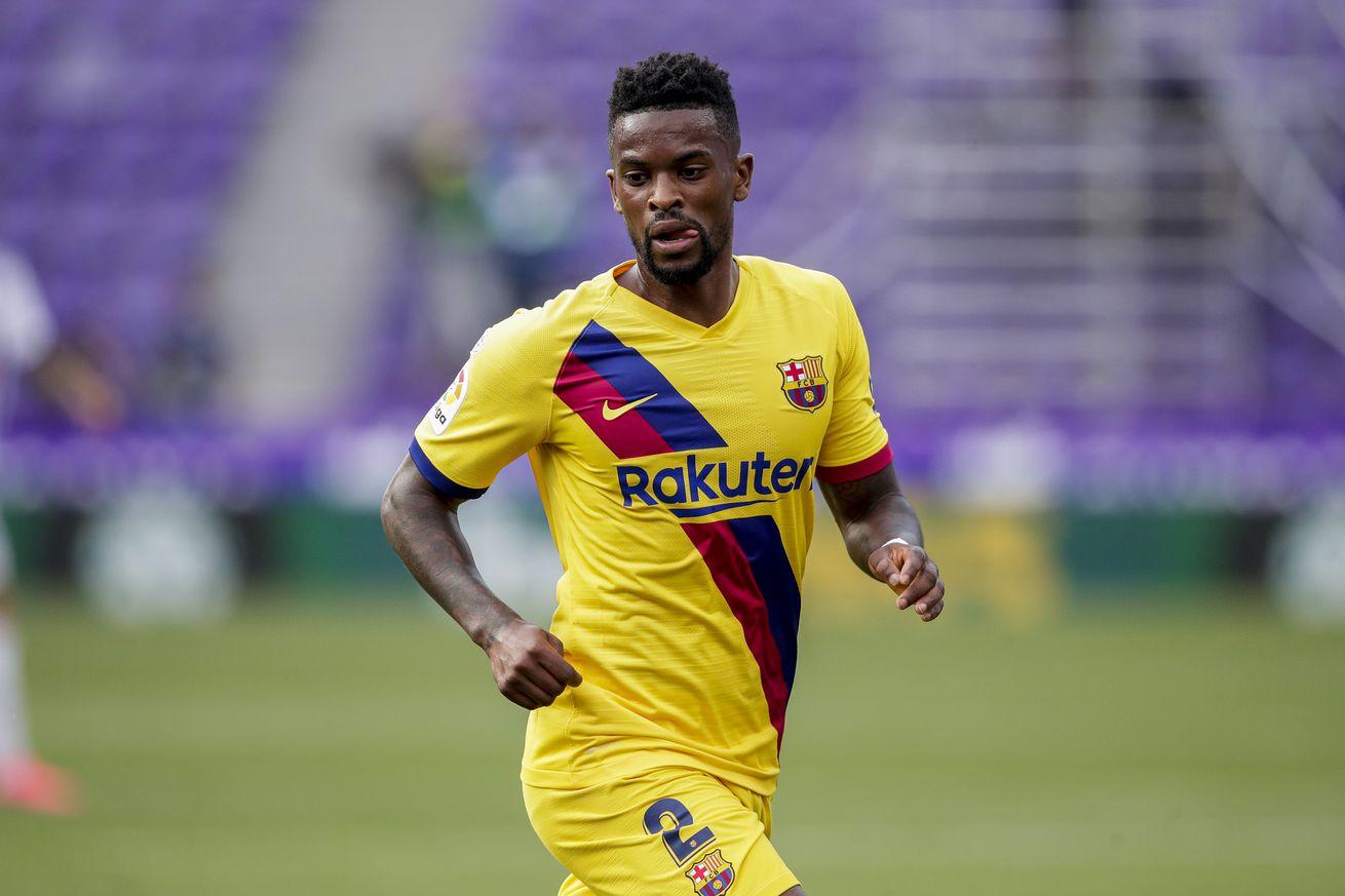 Semedo close to signing new contract at Barcelona