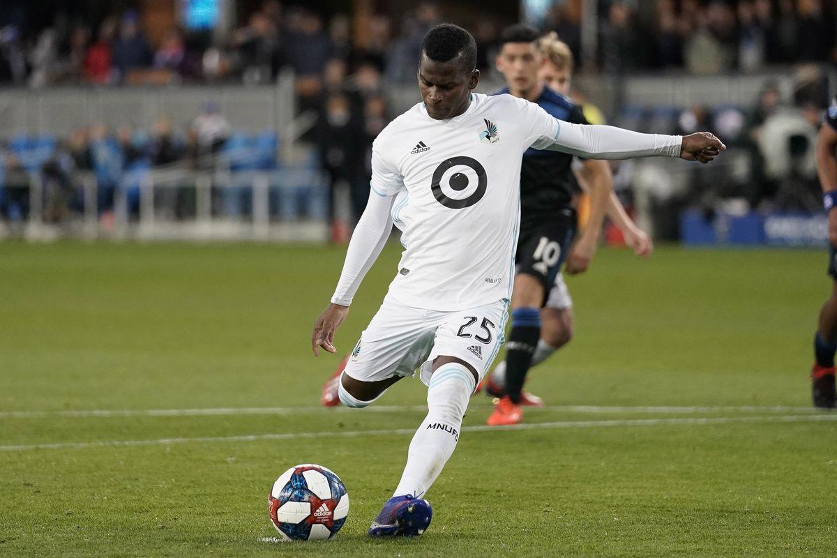 MLS: Minnesota United FC at San Jose Earthquakes