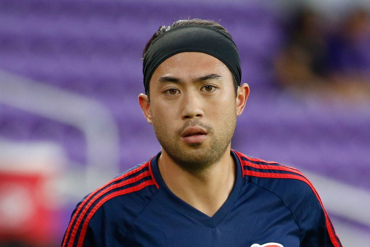 c72fbd120b1 Kim Klement-USA TODAY Sports. In a blockbuster move, the New England  Revolution sent Lee Nguyen ...