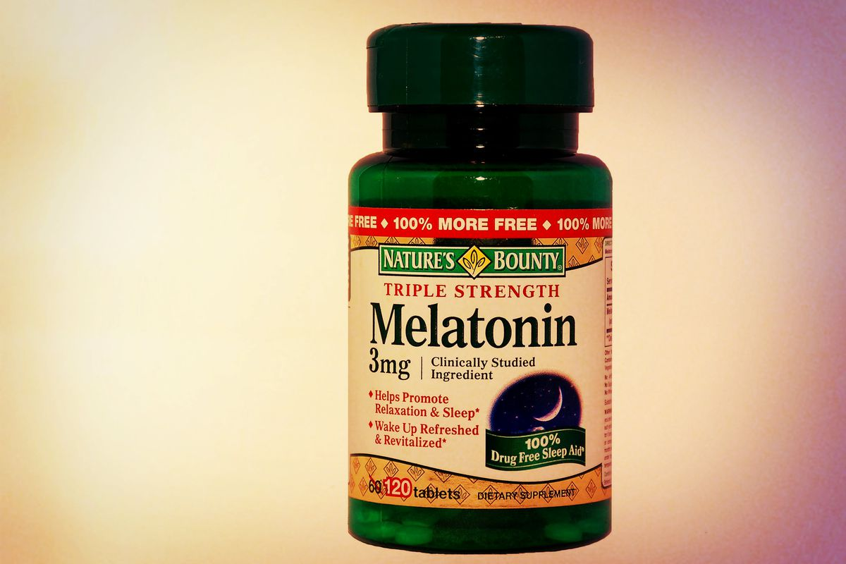What Is Melatonin And Can It Help Me Sleep Vox