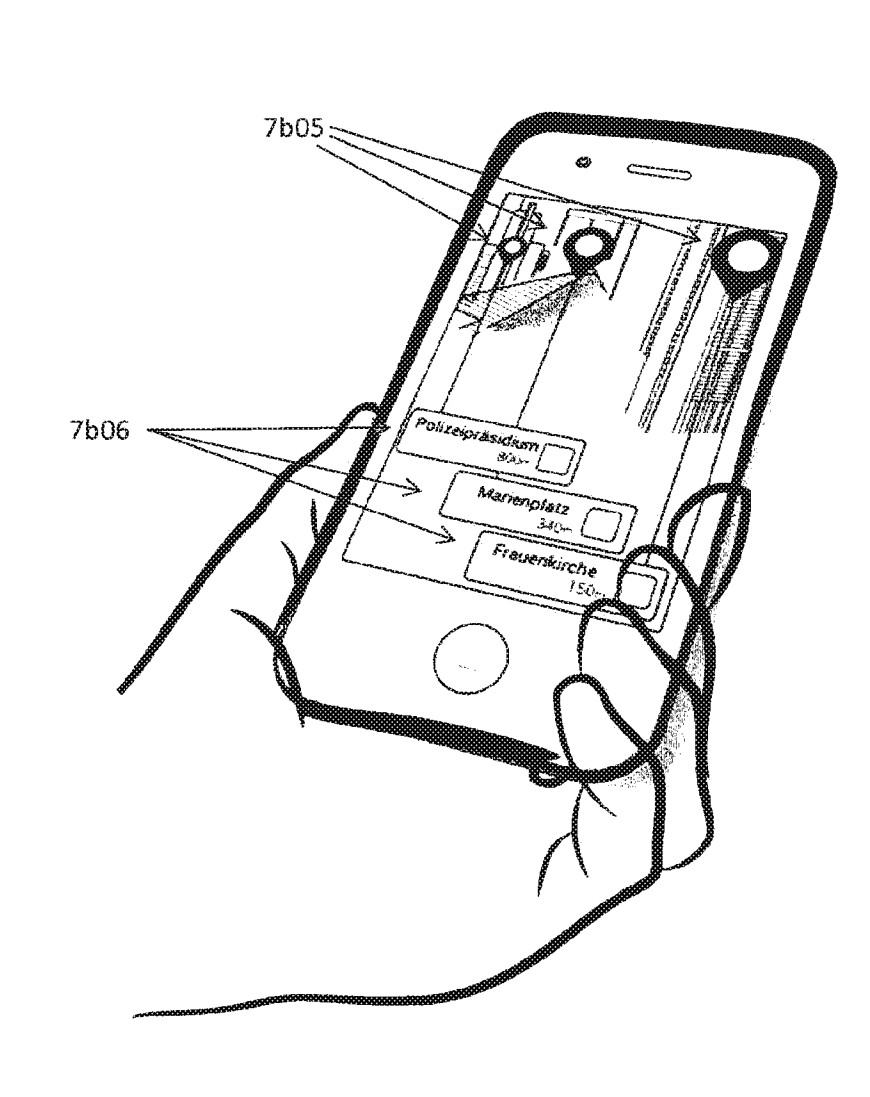 Apple imagines ar glasses that fulfill the dream of google glass apple ar patent application ccuart Image collections