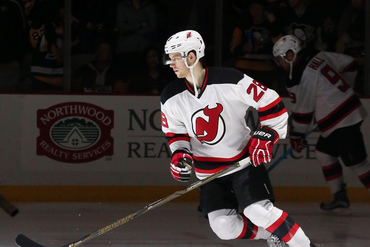 65818a0ef How Good Damon Severson Has Been for the Devils in 2016-17 - All ...