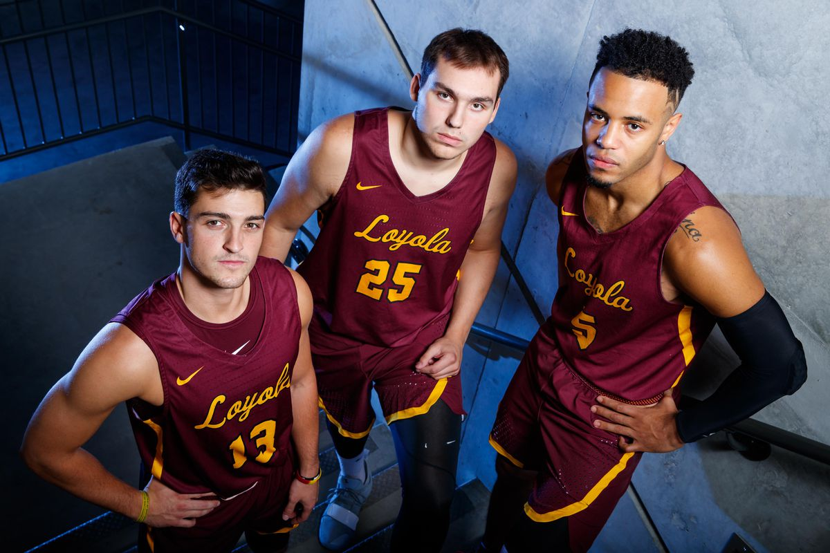 NCAA Basketball: Loyola Portraits