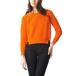 Art Effect - 525 America Orange Shaker Knit Sweater ($60)