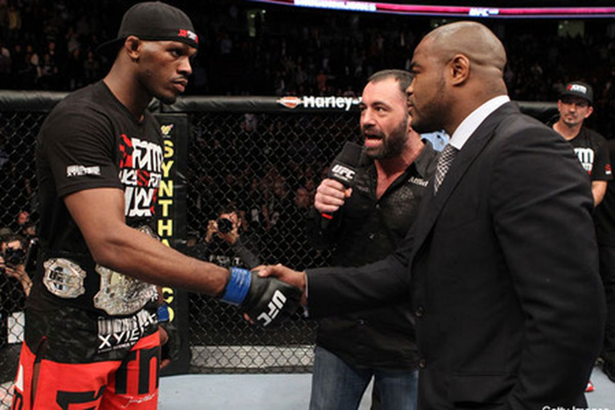 UFC 145: Jon Jones vs Rashad Evan