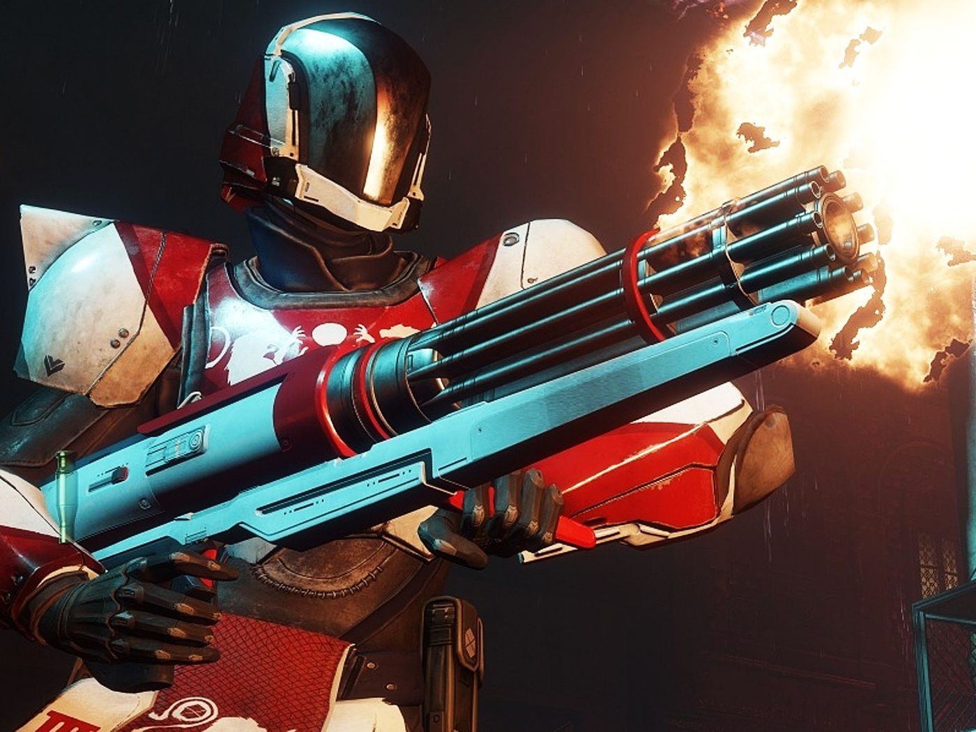 Destiny 2 Faction Rallies catalysts are earnable in Year Two