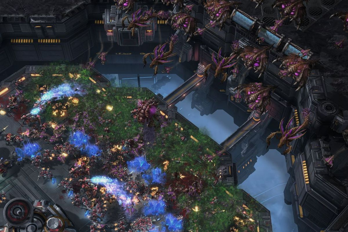 Starcraft 2 matchmaking rating