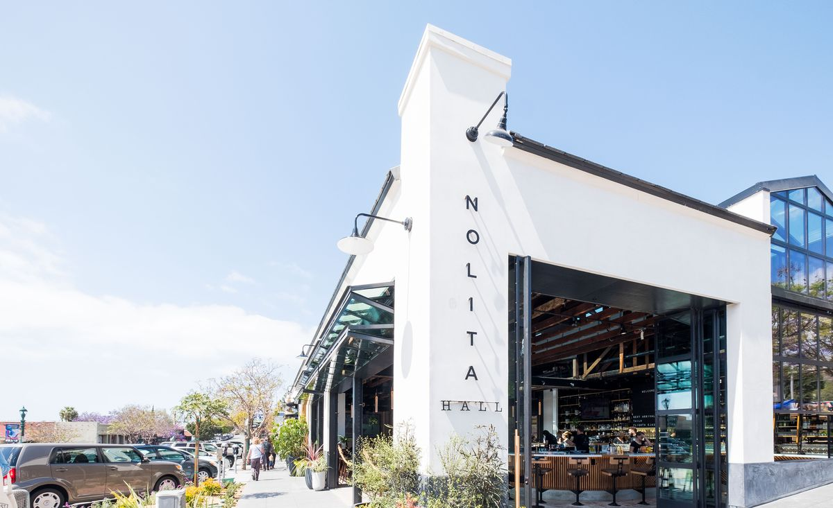 Step Into Little Italy\'s Soaring New Beer Hall - Eater San Diego