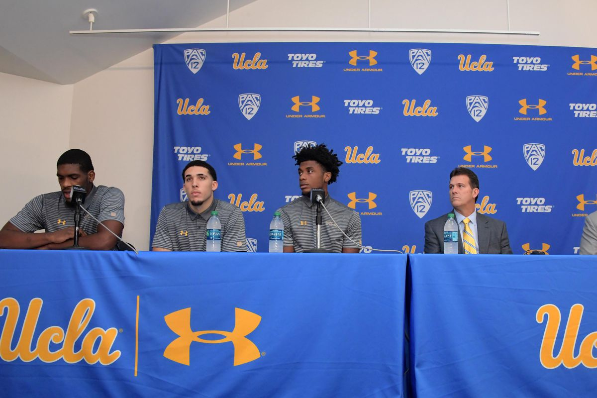 UCLA Players Who Shoplifted Alongside LiAngelo Ball Suspended For Rest Of Season