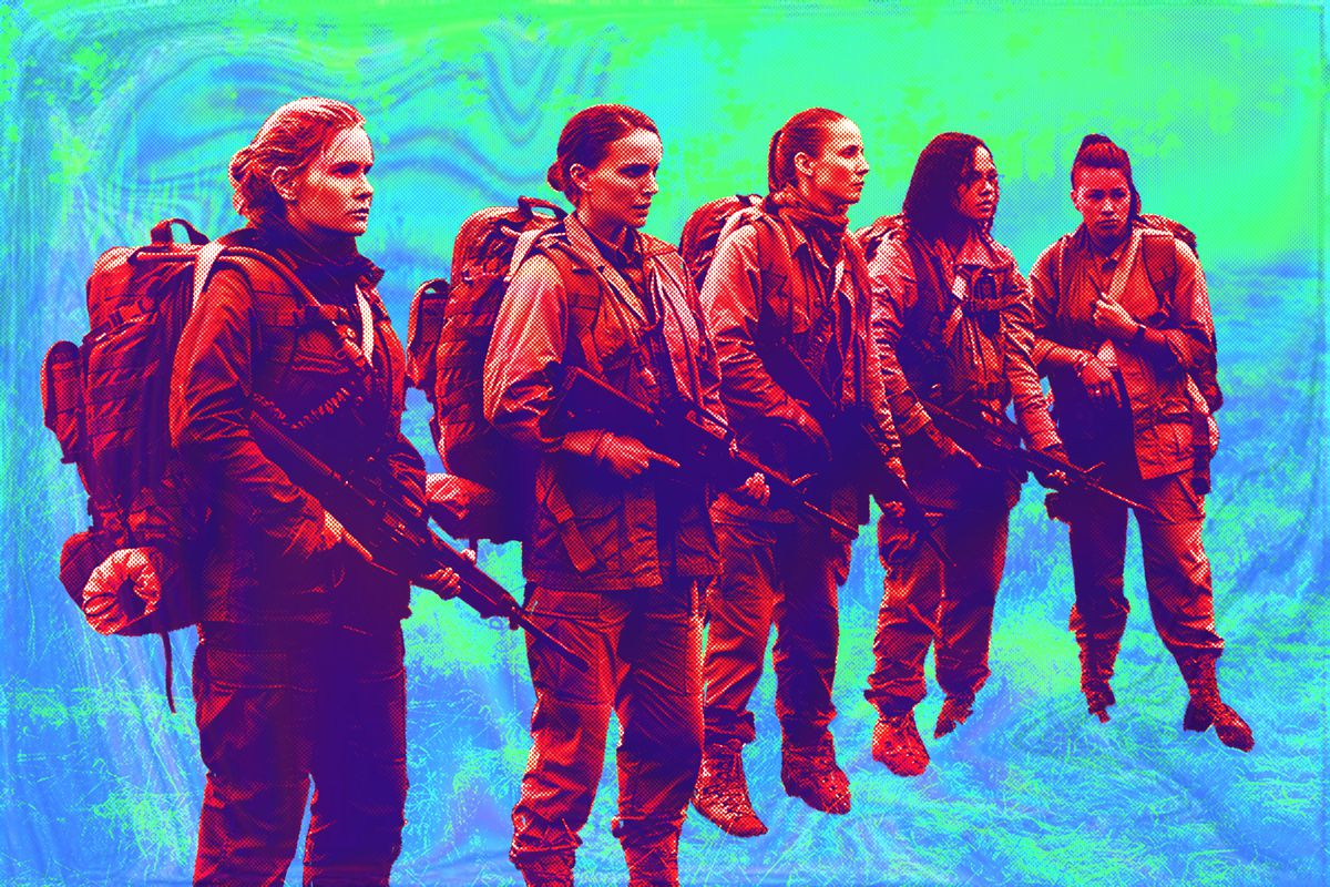 Annihilation Has The Makings Of A Sci Fi Classic The Ringer