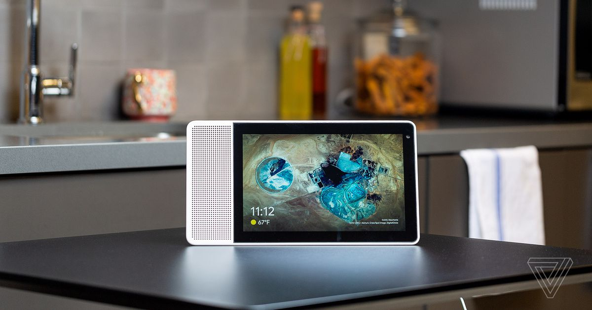 Lenovo Smart Display review: a Google Assistant speaker with a screen