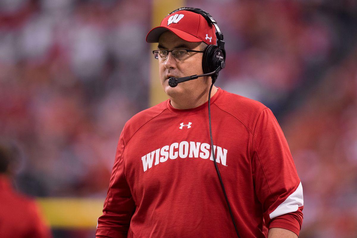 NCAA FOOTBALL: DEC 03 Big Ten Championship Game - Wisconsin v Penn State