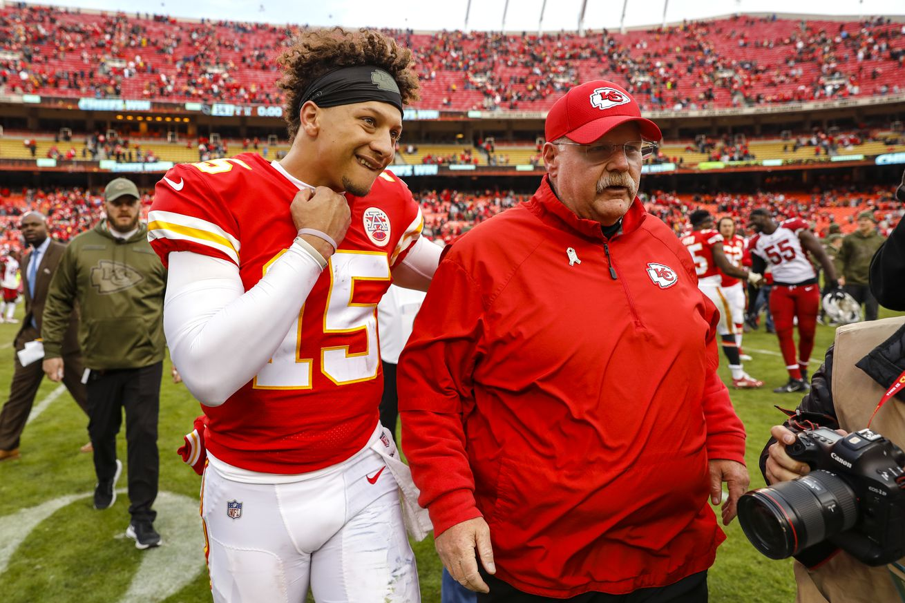 Arrowheadlines: Andy Reid is creating the future of pro football