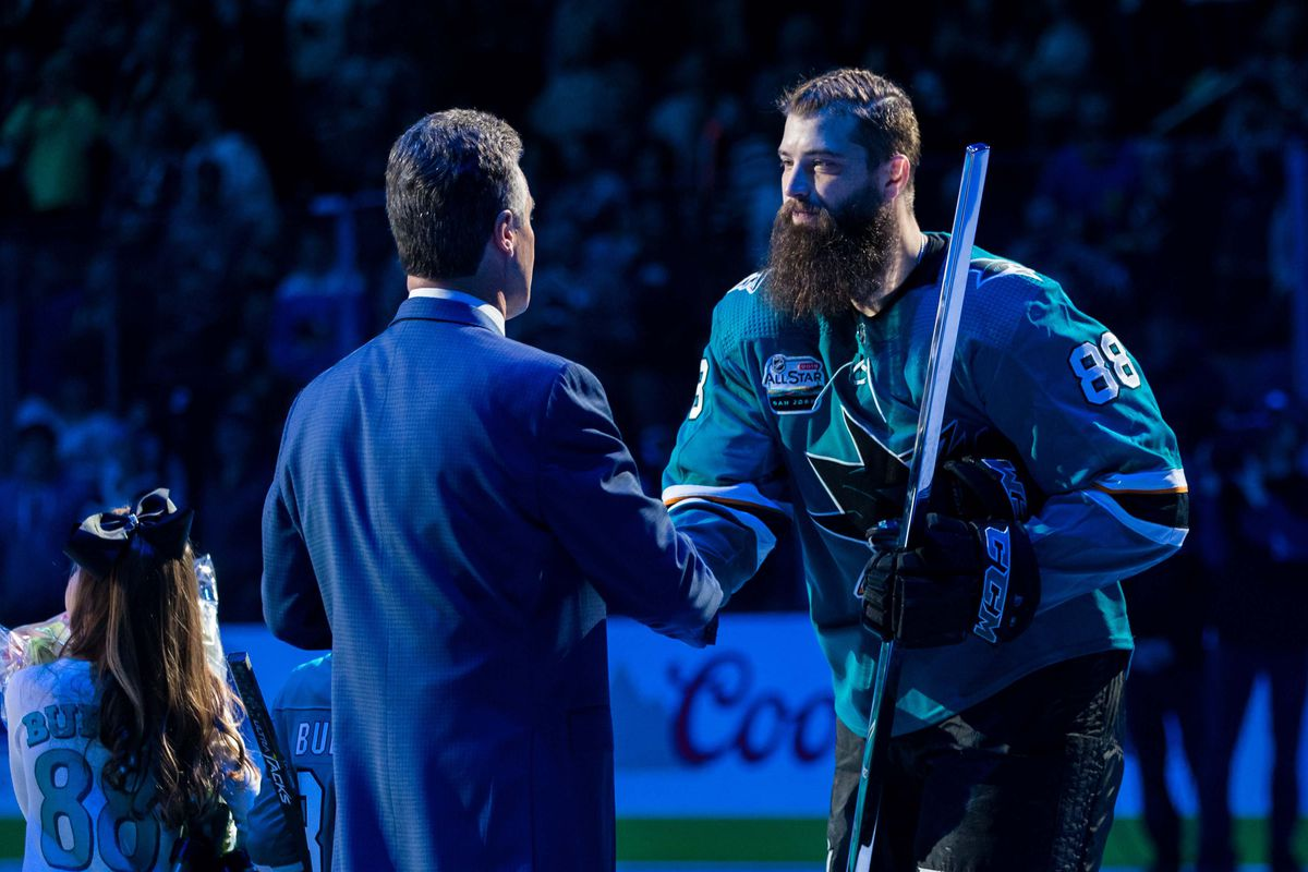 San Jose Sharks plan to 'sell, reset' in anticipation of next season