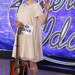 Jenn Blosil auditioned for the show in Philadelphia.