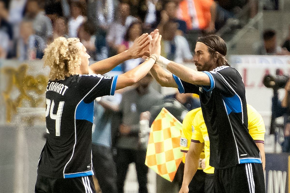 Lenhart and Gordon, getting it done