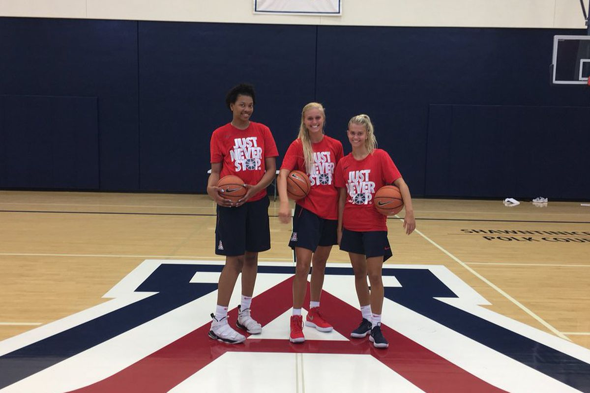 b08bfb1adc3 Why are top recruits flocking to Arizona women s basketball ...