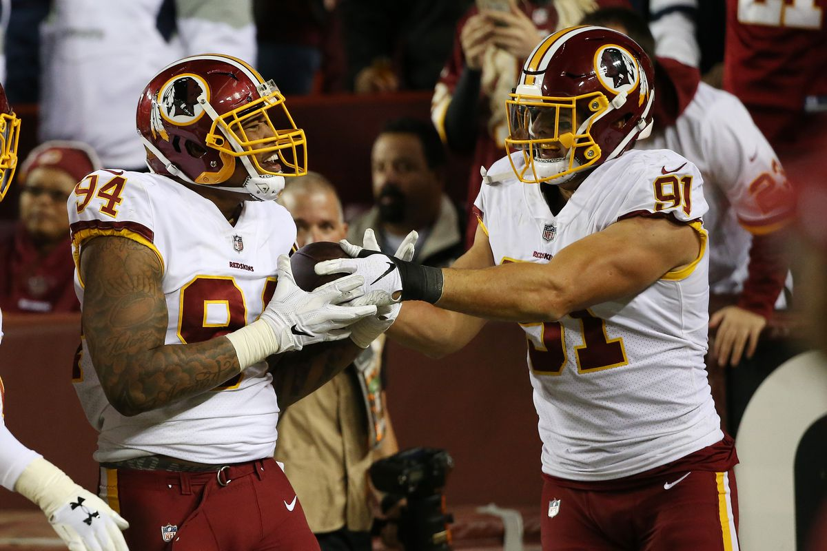 22e44e7a Redskins 2019 Team Needs Ranked by Importance - Hogs Haven