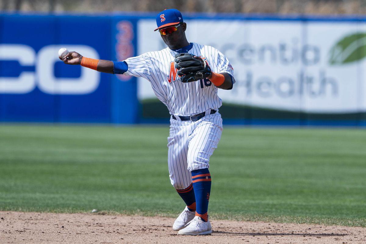 Minor League Baseball: Buffalo Bisons at Syracuse Mets