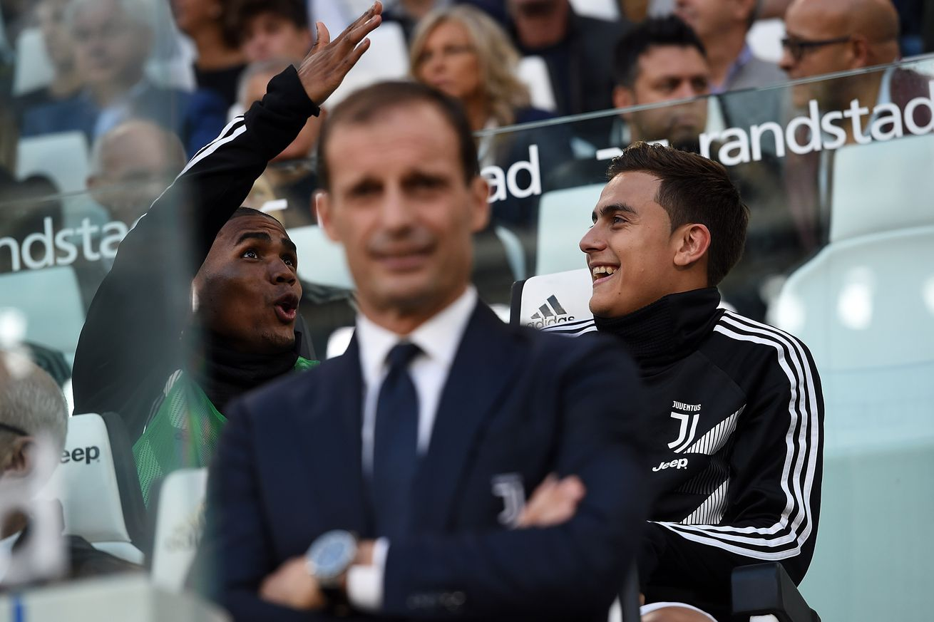 Allegri: Dybala has apologized, case closed