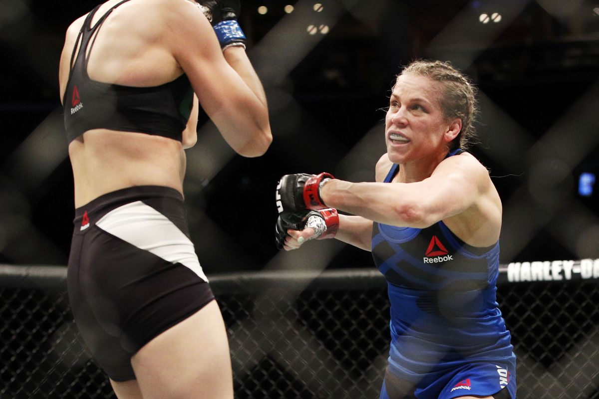 Kaitlyn Chookagian on pre-fight anxiety: I'd hope a minor car accident cancels the fight
