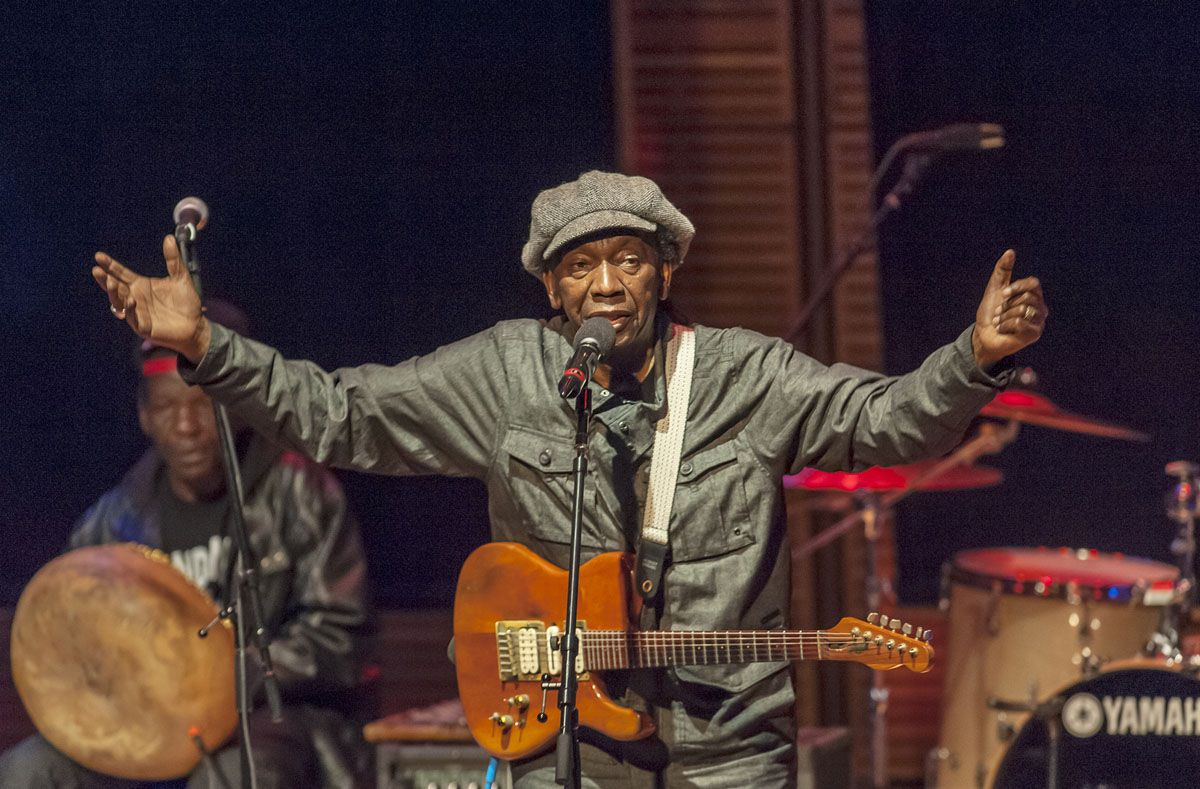 Thomas Mapfumo & the Blacks Unlimited will play at 9 p.m. Sept. 28 at Concord Music Hall, 2047 N. Milwaukee Ave.