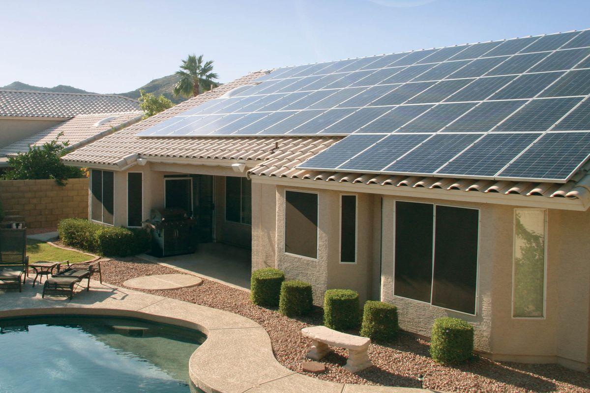 Solarcity Solar Panels >> Solarcity Will Buy Silevo For 350 Million Build One Of The World S