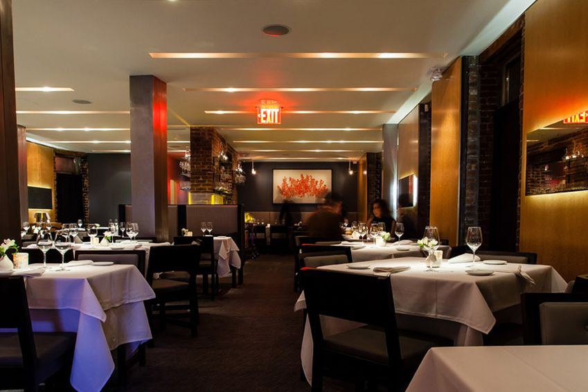 New York City S Michelin Starred Restaurants Mapped