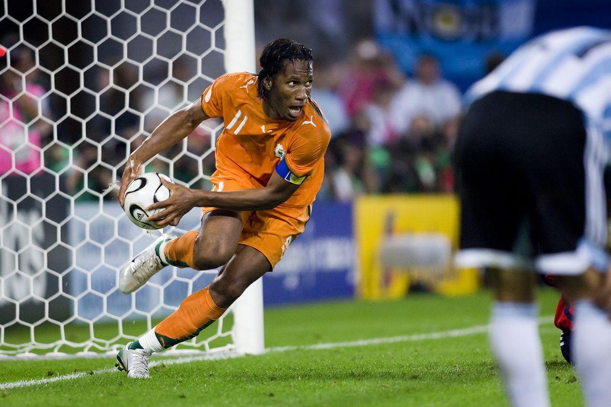 FIFA World Cup Argentina - Ivory Coast
