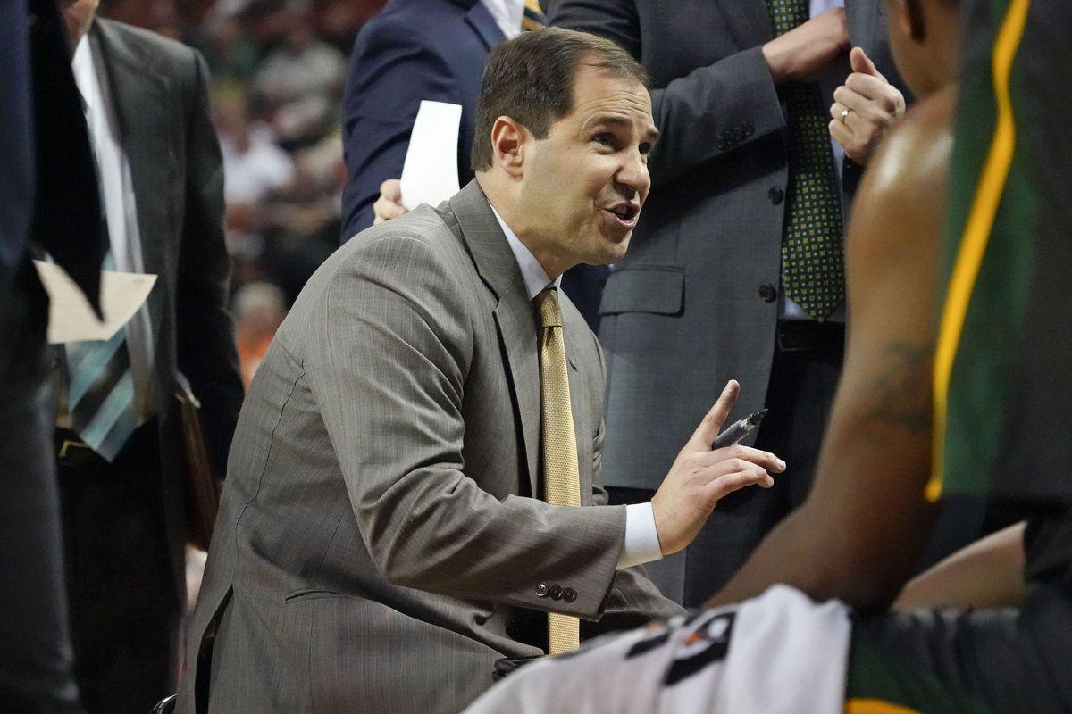 NCAA Basketball: Baylor at Texas