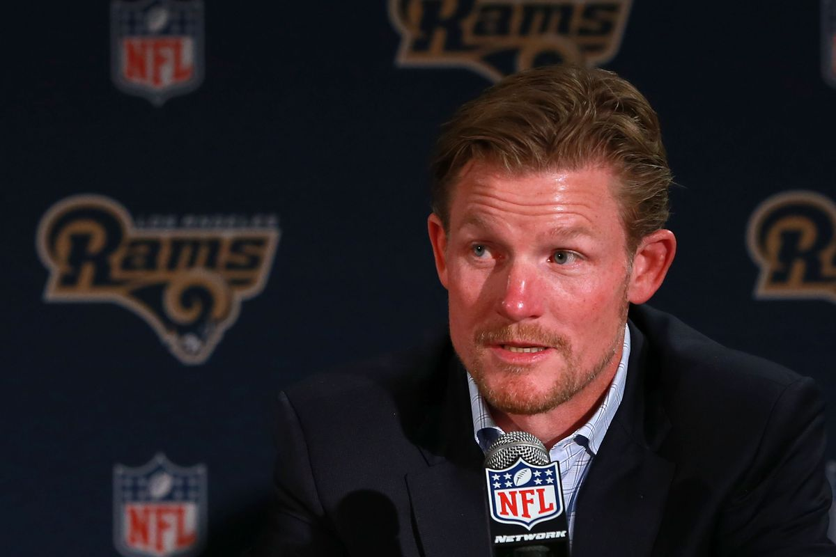 Los Angeles Rams General Manager Les Snead