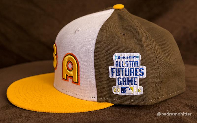 0f723ab0e50ee6 TFHS Closer Look: 2016 Futures Game Caps - Gaslamp Ball