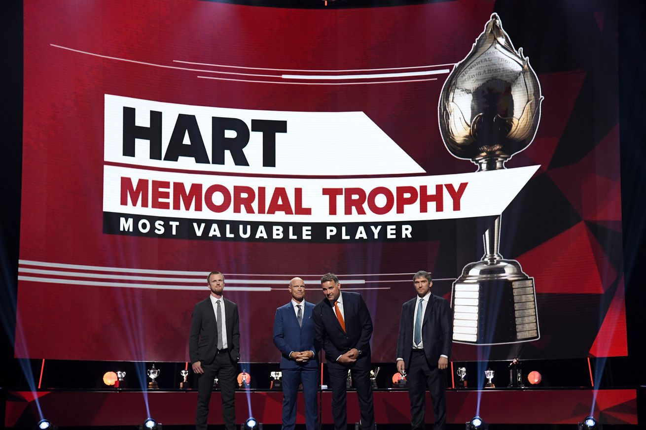 2019 NHL Awards: Second City Hockey's voting results
