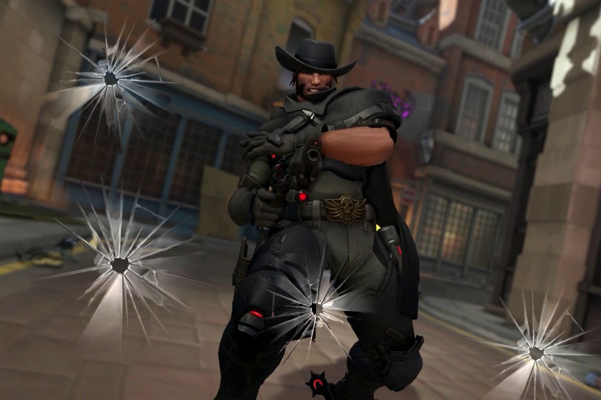Deadeye's ready... to take out the people ruining your games.