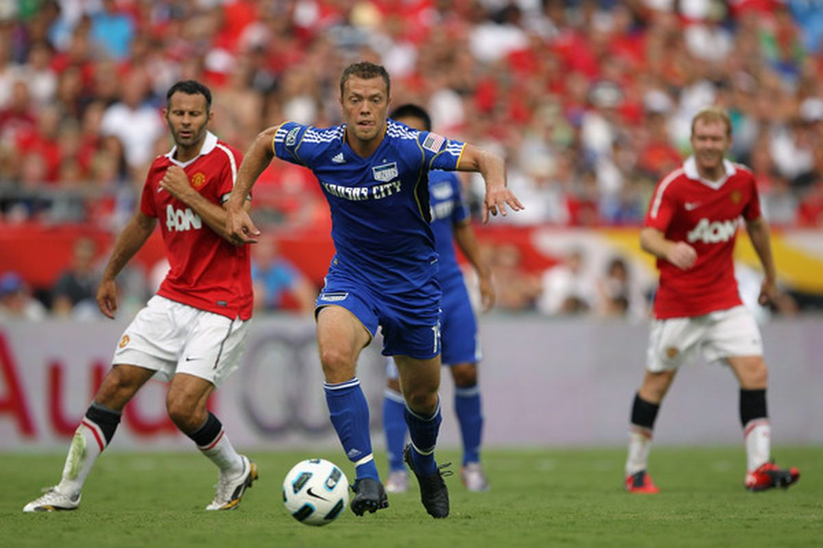 Was selling Jack Jewsbury to the Portland Timbers a mistake?  (Photo by Jamie Squire/Getty Images)